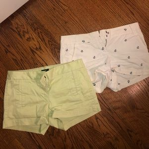 J.Crew shorts bundle